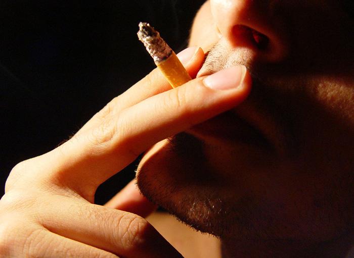nicotina ed erezione