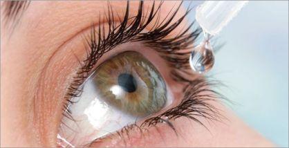 congiuntivite collirio occhio