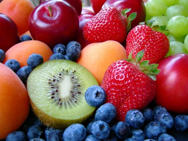 frutti a primavera