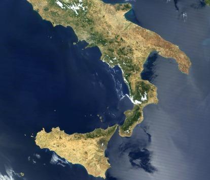 Gli italiani nati nel sud sono meno intelligenti dei settentrionali