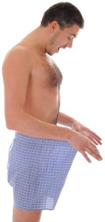 lunghezza del pene si sta accorciando a causa dell'inquinamento