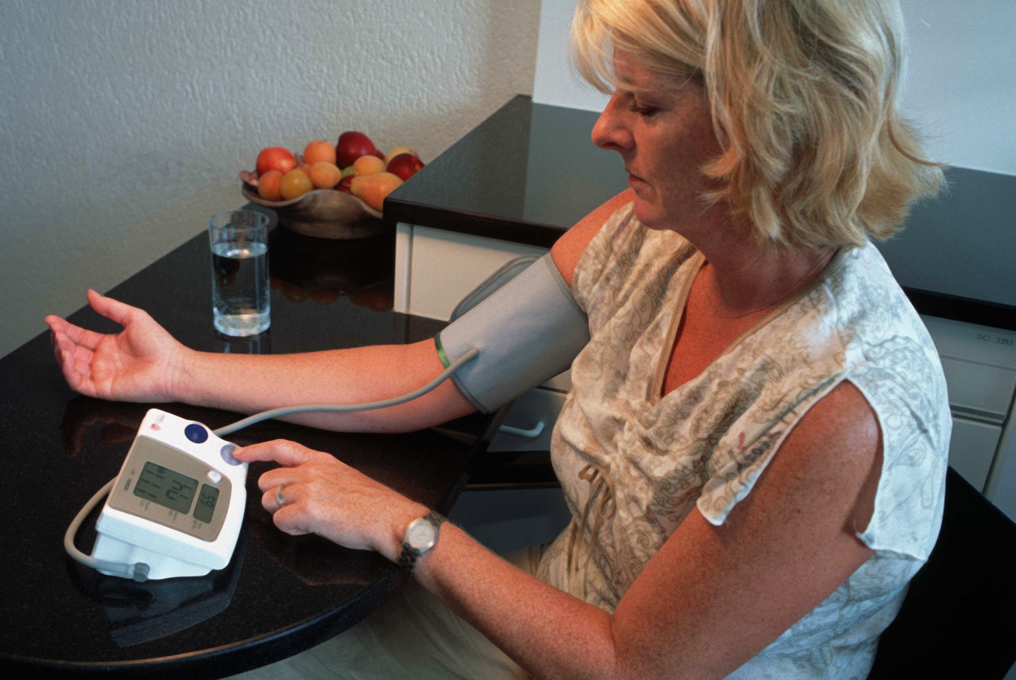dieta per controllare la pressione sanguigna
