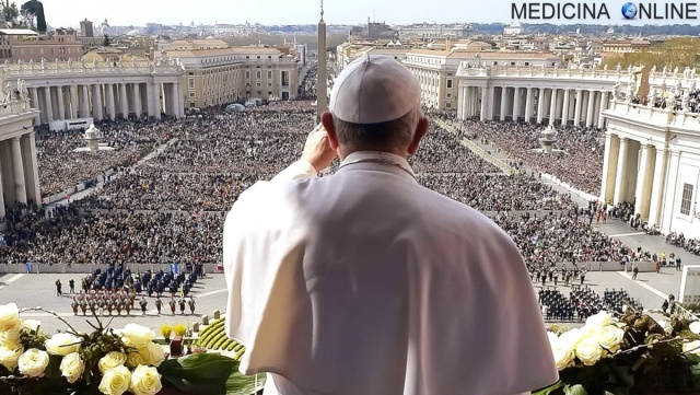 MEDICINA ONLINE PAPA POPE VATICANO CHIESA CATTOLICA INTELLIGENZA RELIGIONE ATEISMO Più il nostro quoziente intellettivo è alto e meno crediamo in Dio gli atei sono più intelligenti dei credenti.jpg