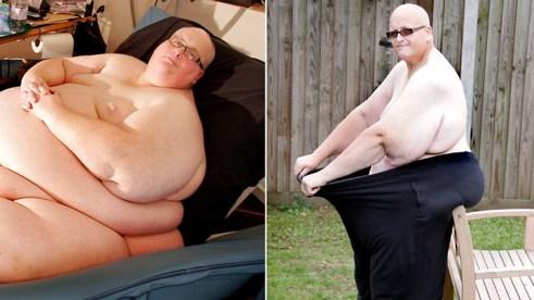 gli uomini grassi hanno un pene)