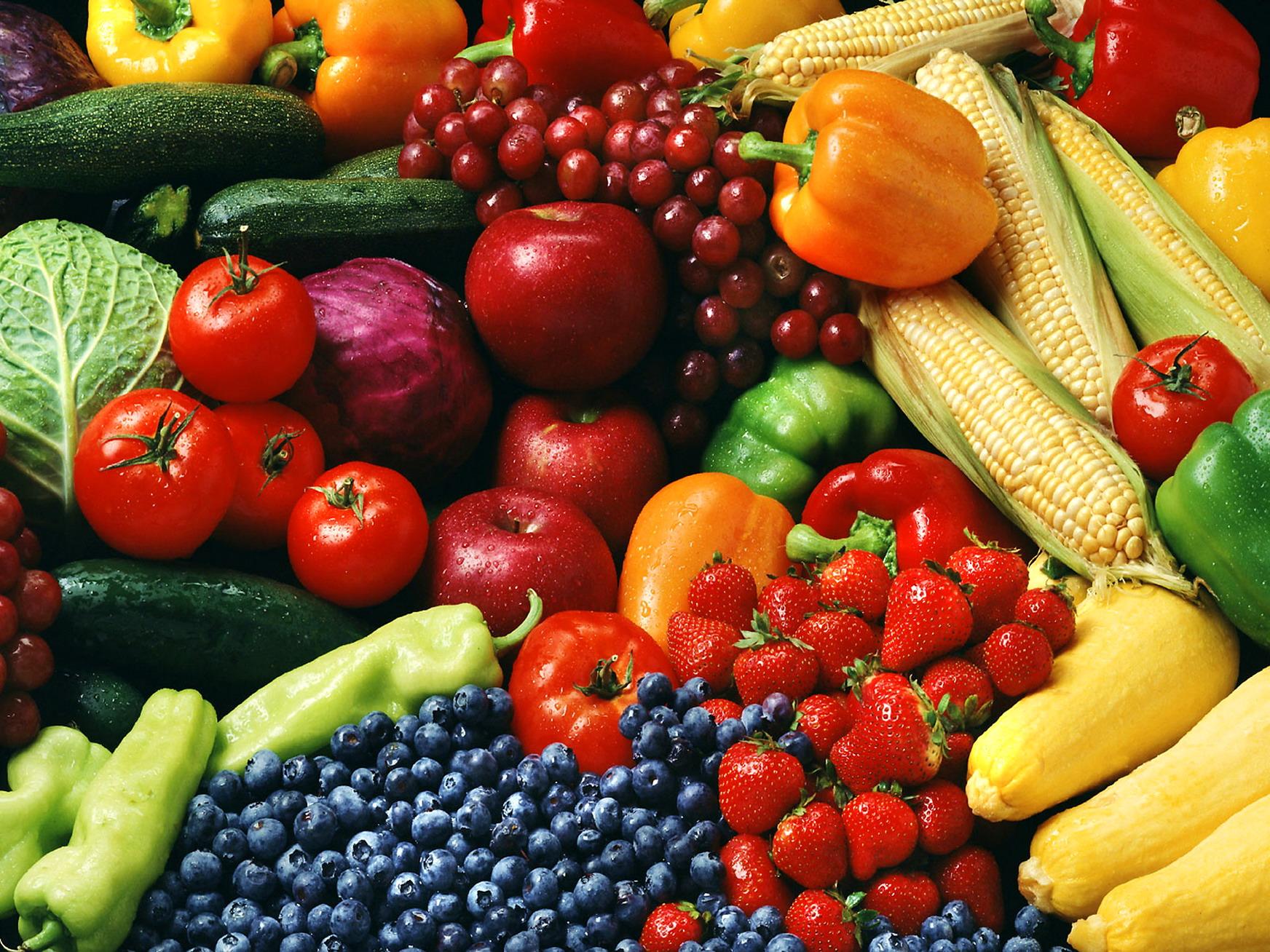 frutta e verdura conto le smagliature