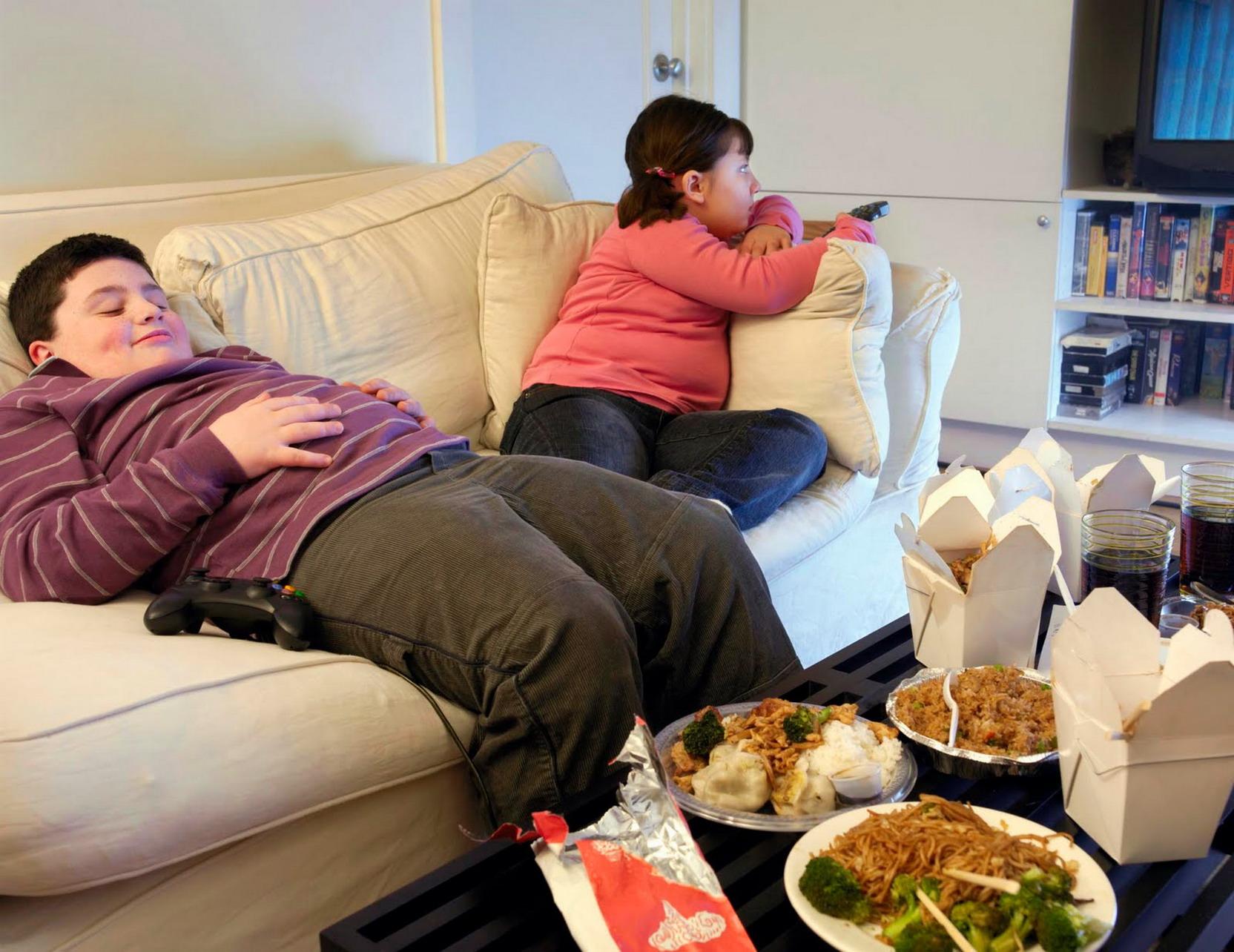 Risultati immagini per italiani obesi