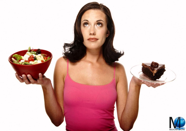 non riesco a perdere peso a causa dellansiac