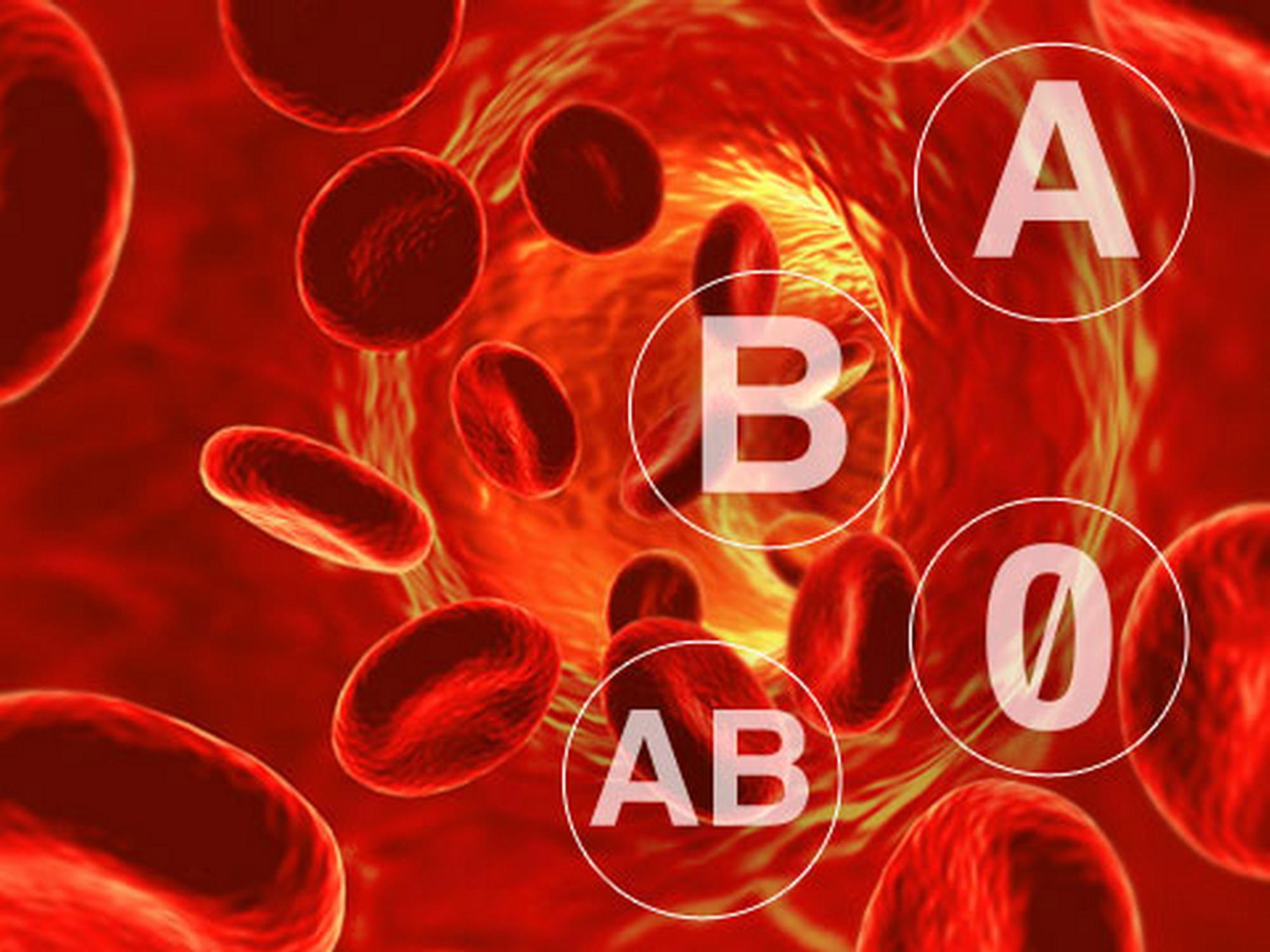 alimentazione secondo il gruppo sanguigno