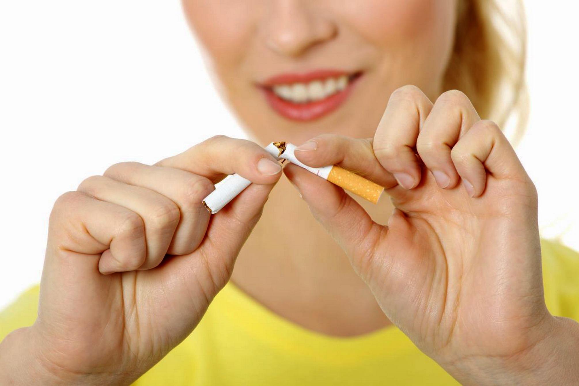 Il brigantines per smettere di fumare