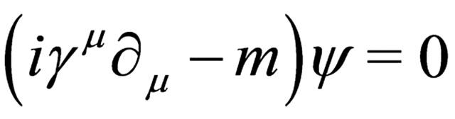 MEDICINA ONLINE VERA Equazione di Dirac REALE real Dirac equation Ecuación de Equació Gleichung Εξίσωση Ντιράκ.jpg