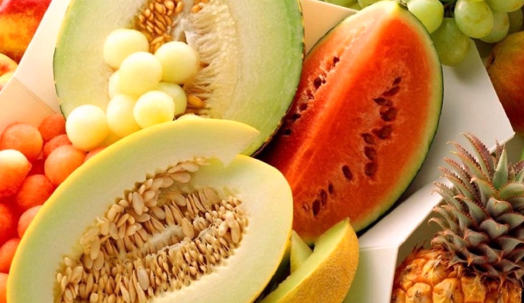 il melone serve a perdere peso