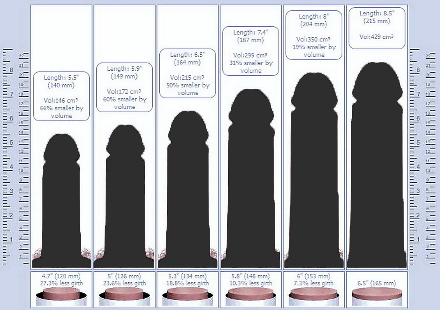 statistiche sul pene