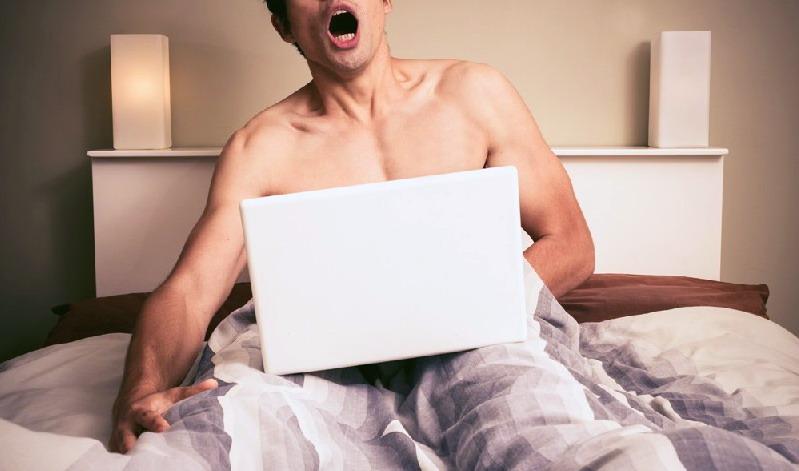 Orgasmo su grande cazzo