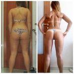 medicina-online-dott-emilio-alessio-loiacono-medico-chirurgo-roma-before-after-gym-girl-woman-donna-palestra-prima-dopo-riabilitazione-nutrizionista-infrarossi-accompagno-commissioni-cavitazione-radi