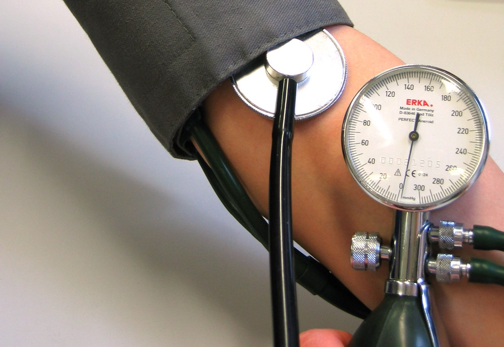 Papazol se - Pressione sanguigna a 58