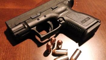 pistola stordente per il pene