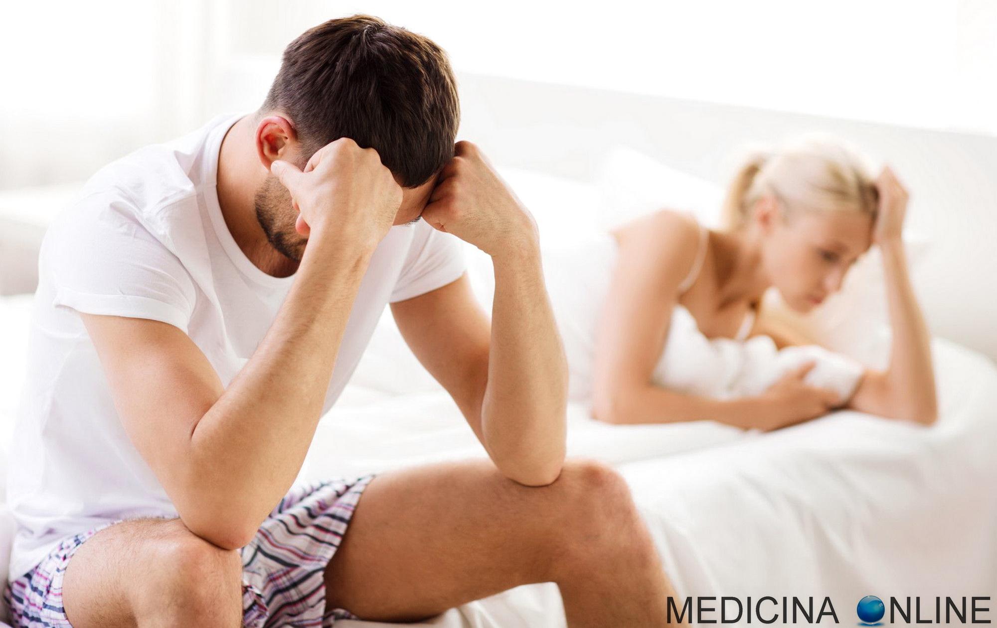 MEDICINA ONLINE ANSIA DA PRESTAZIONE SESSO TRISTE SESSUALE PENE EREZIONE IMPOTENZA DISFUNZIONE ERETTILE PAURA TIMORE COPPIA MENTE PSICOLOGIA LETTO PENETRAZIONE MATRIMONIO FIDANZATI UOMO DONNA METODI CURA TERAPIA RIMEDI SEX