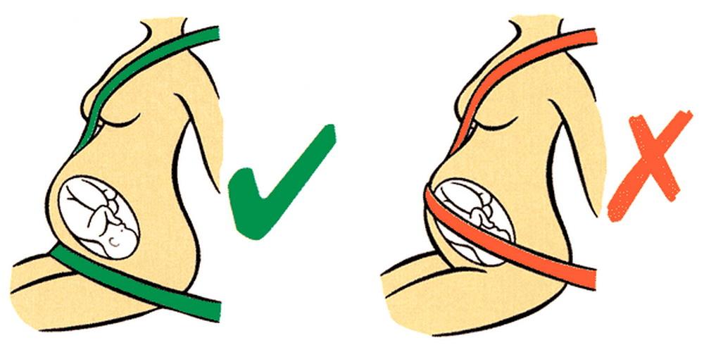 come aiutare il dolore alla cintura pelvica in gravidanza