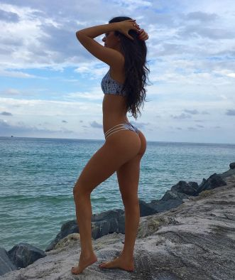 MEDICINA ONLINE JEN SELTER FITNESS MODEL GYM DIETA ALLENAMENTO PESI SQUAT PESI PESISTICA STRETCHING FOTO PICTURE PICTURES PICS PHOTO HD HI RES WALLPAPER BOOBS TITS BODY ASS SEXY SEX 31