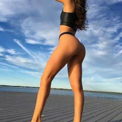 MEDICINA ONLINE JEN SELTER FITNESS MODEL GYM DIETA ALLENAMENTO PESI SQUAT PESI PESISTICA STRETCHING FOTO PICTURE PICTURES PICS PHOTO HD HI RES WALLPAPER BOOBS TITS BODY ASS SEXY SEX 6