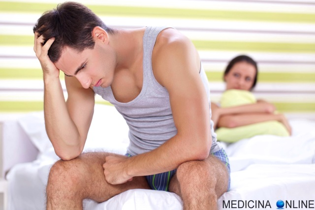 mancanza di stanchezza da erezione)