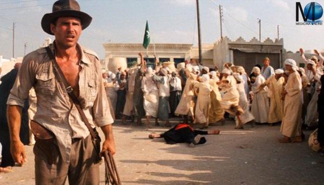 MEDICINA ONLINE FILM I predatori dell'arca perduta (Raiders of the Lost Ark) è un film del 1981 di Steven Spielberg, capostipite della tetralogia cinematografica di Indiana Jones Harrison Ford WALLPAPER HD