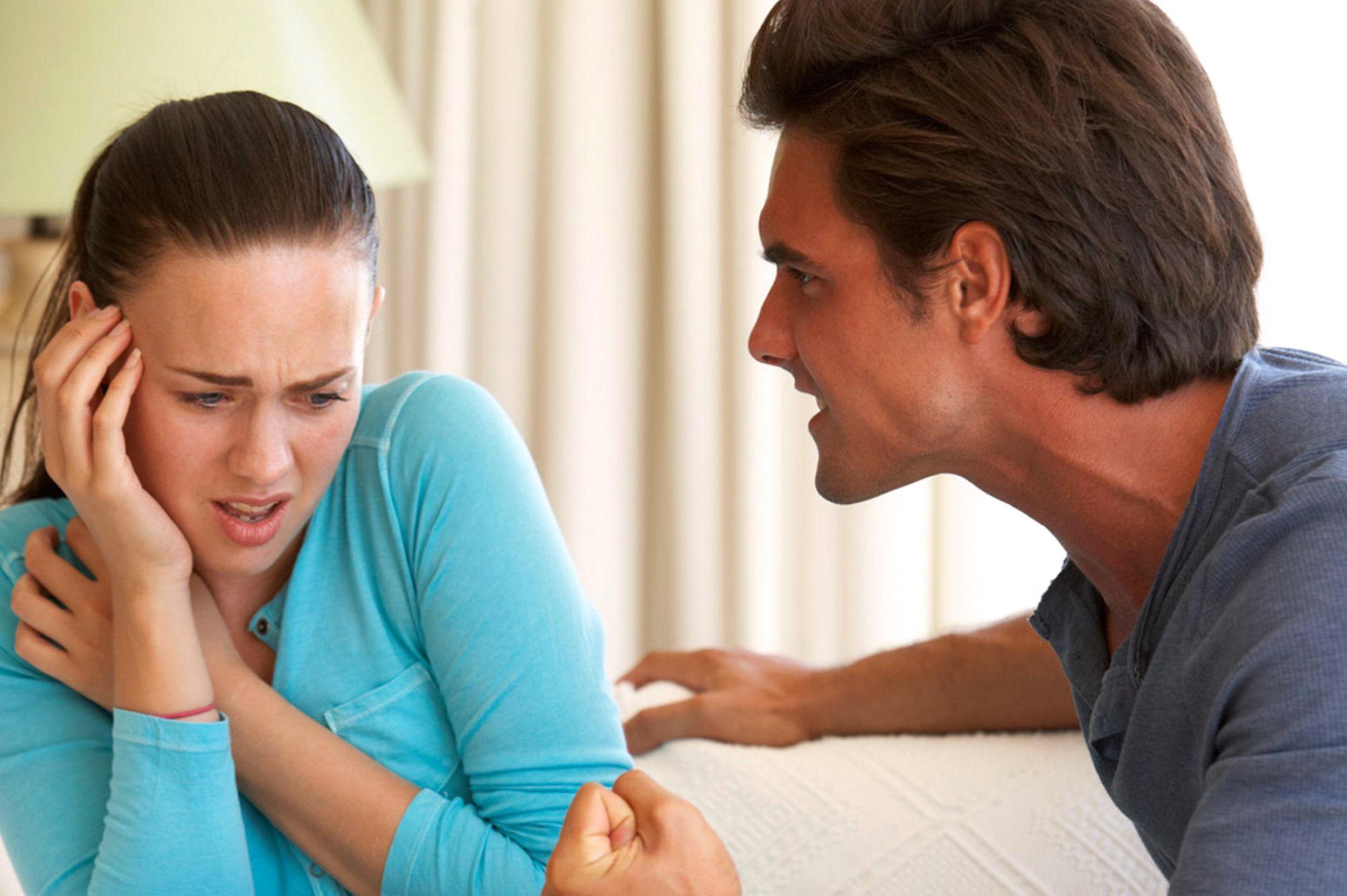 il marito mi incolpa per la disfunzione erettile