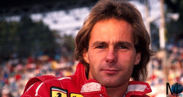 MEDICINA ONLINE Gerhard Berger's crash at Tamburello INCIDENTE IMOLA SAN MARINO GP GRAN PREMIO FORMULA 1 1989 FERRARI FIRE FUOCO USTIONI