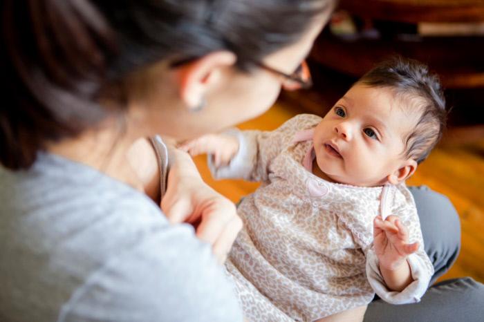 neonati e svezzamento