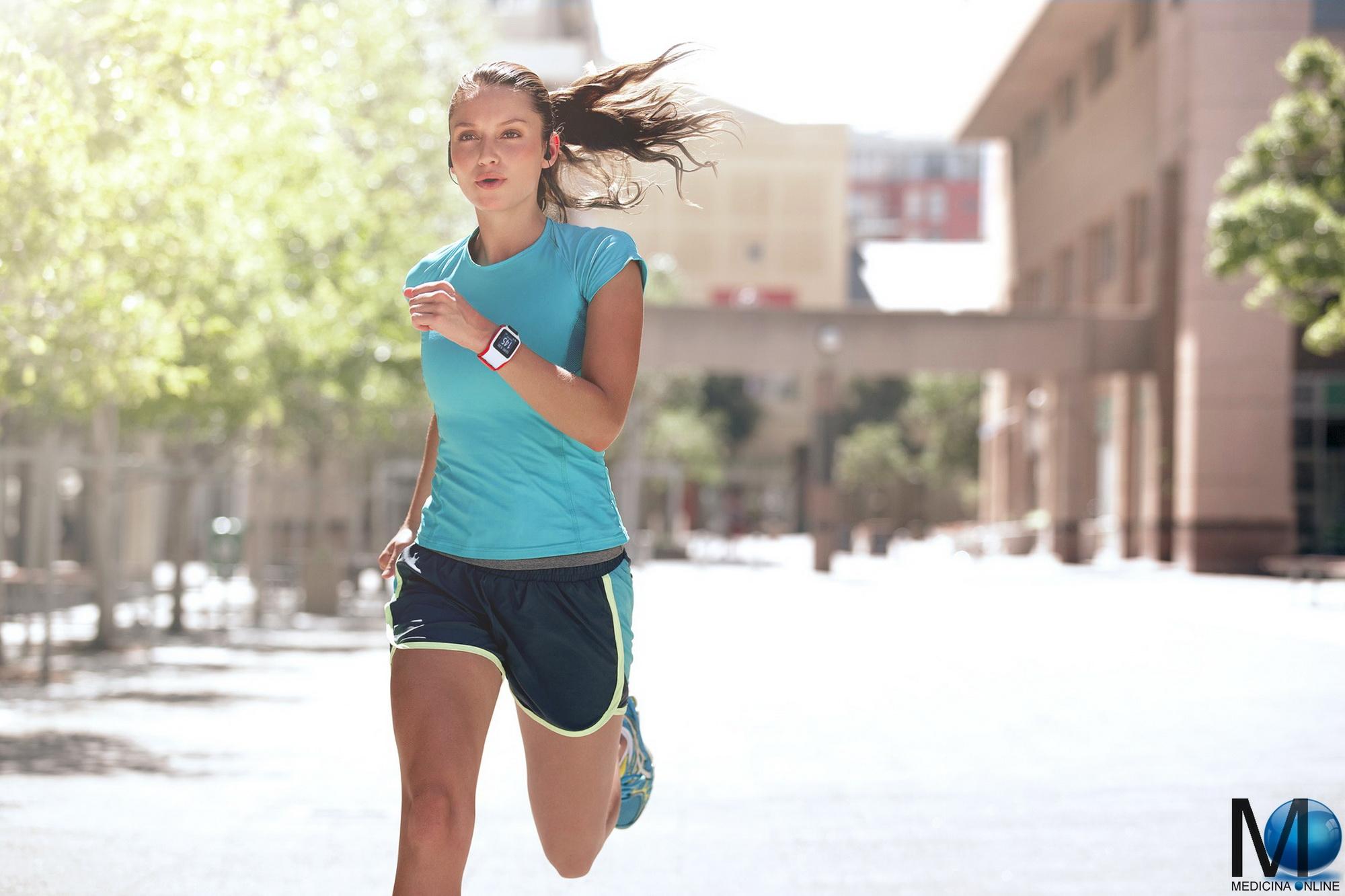 aiuta a correre per perdere peso