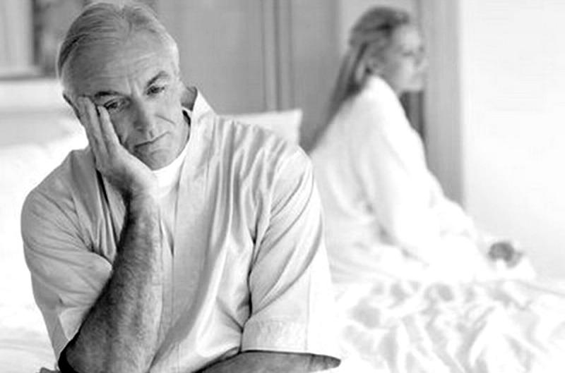 Come cambiano gli uomini con l'età (anche sotto le lenzuola)