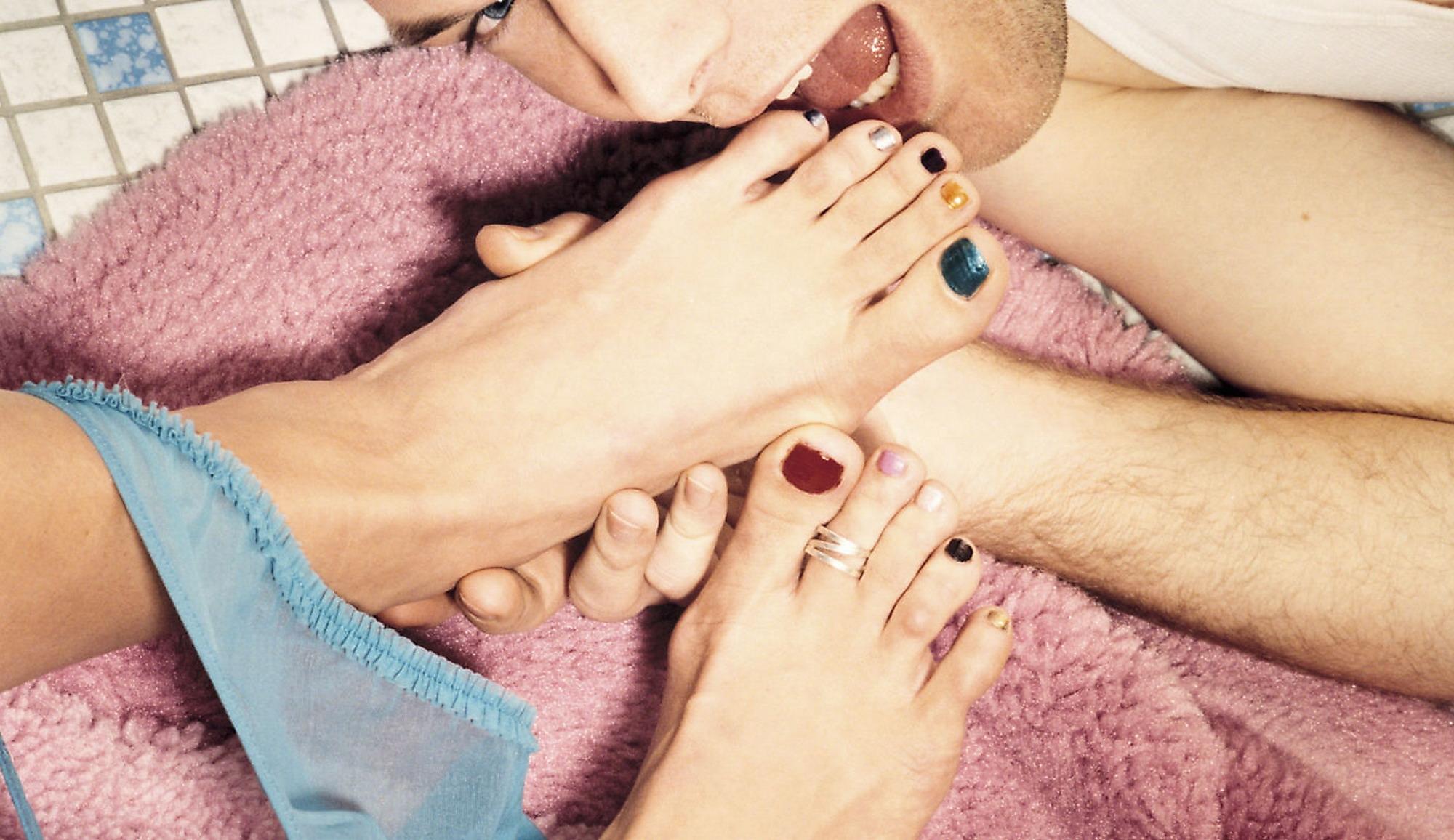 consigli per il sesso massaggio erotico piedi