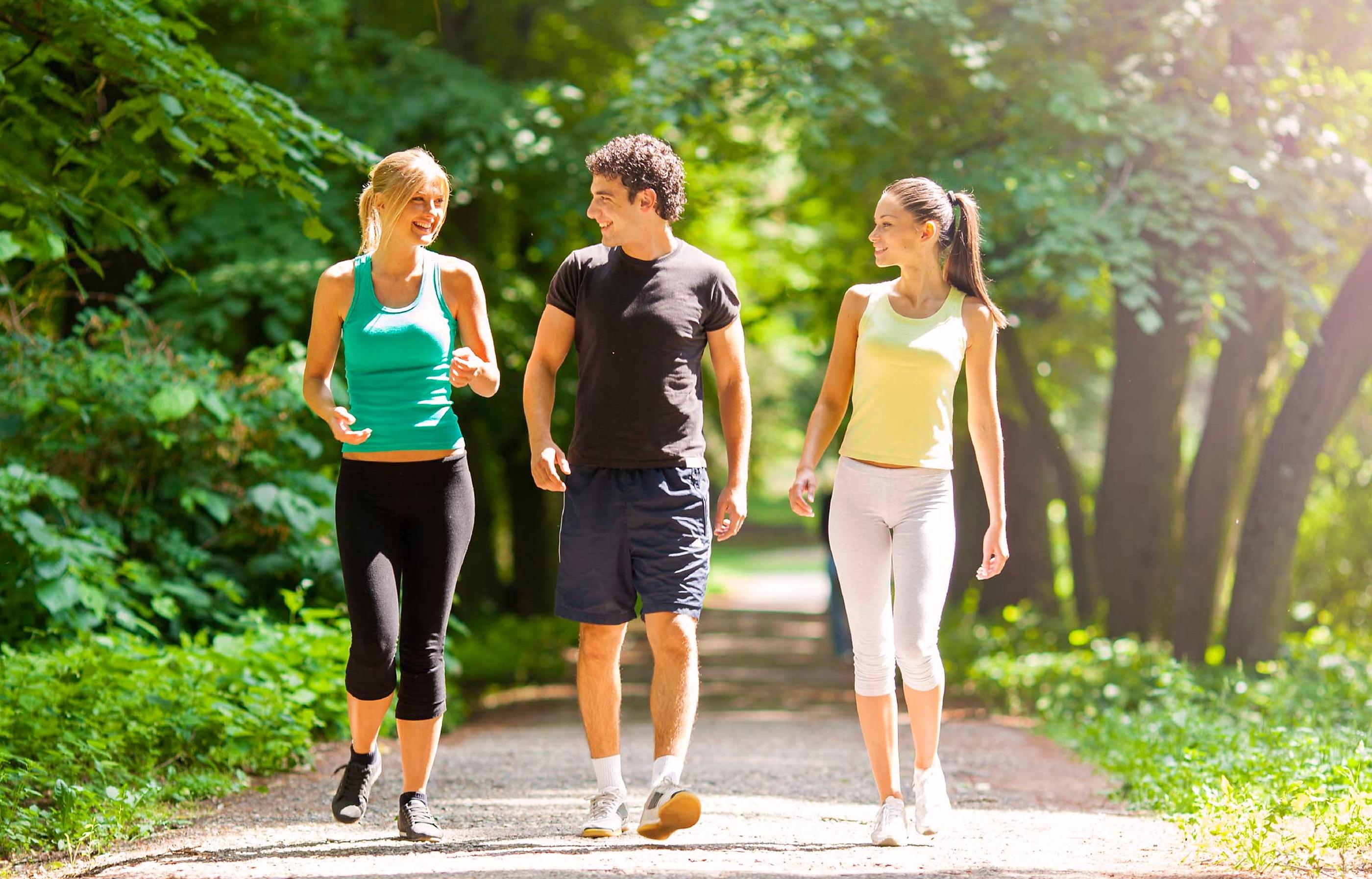 dimagrire con camminata veloce