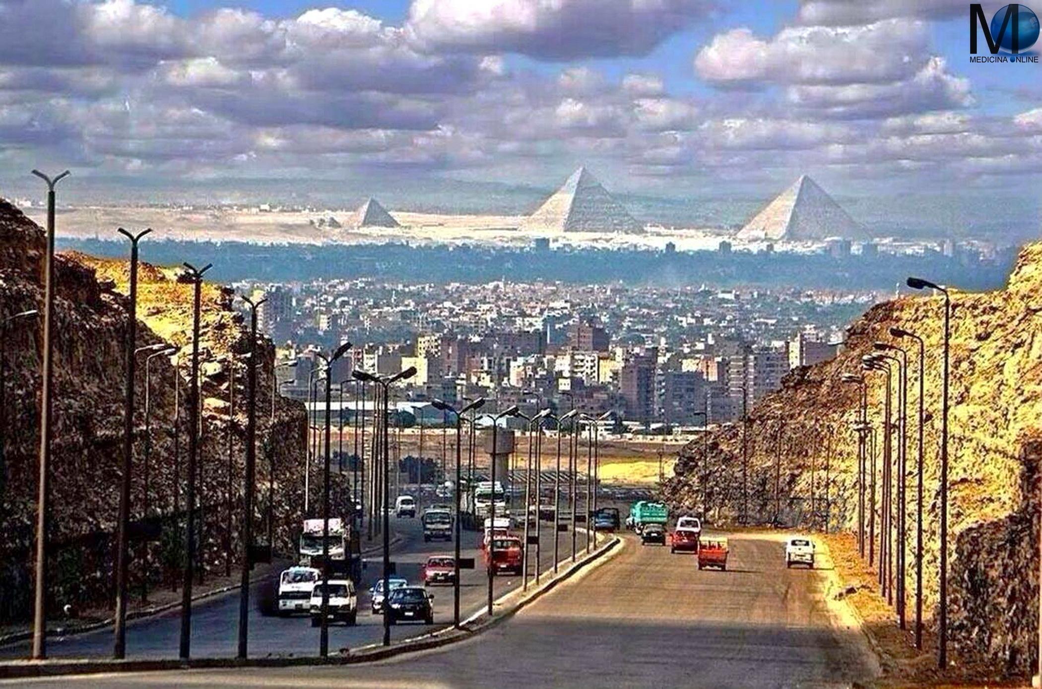Egitto la vista da sogno sulle piramidi di giza medicina online - La ilaha illallah hd wallpaper ...