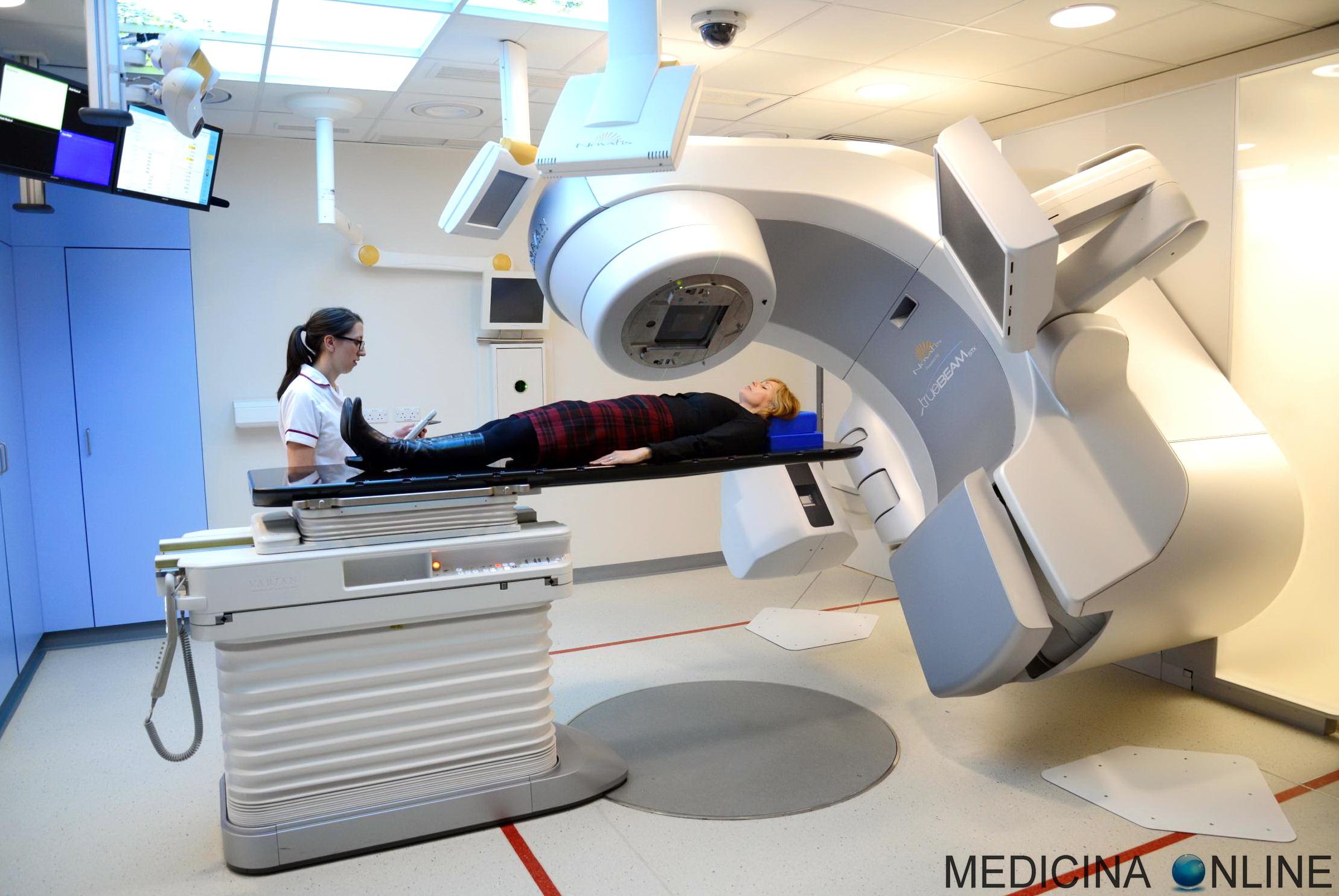 come viene somministrata la radioterapia per il cancro alla prostata