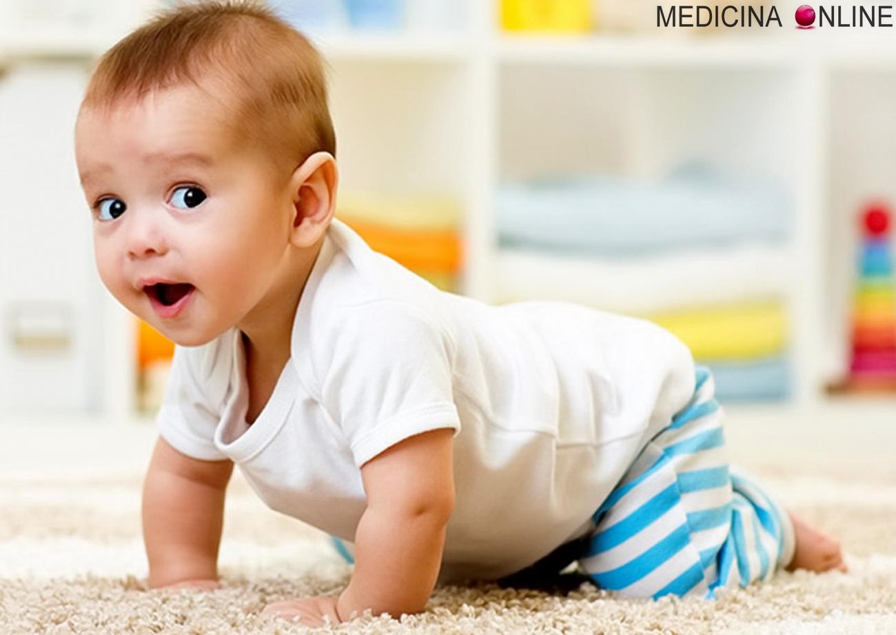 Tappeto Morbido Per Gattonare : Quando il bambino inizia a gattonare cosa deve fare il genitore