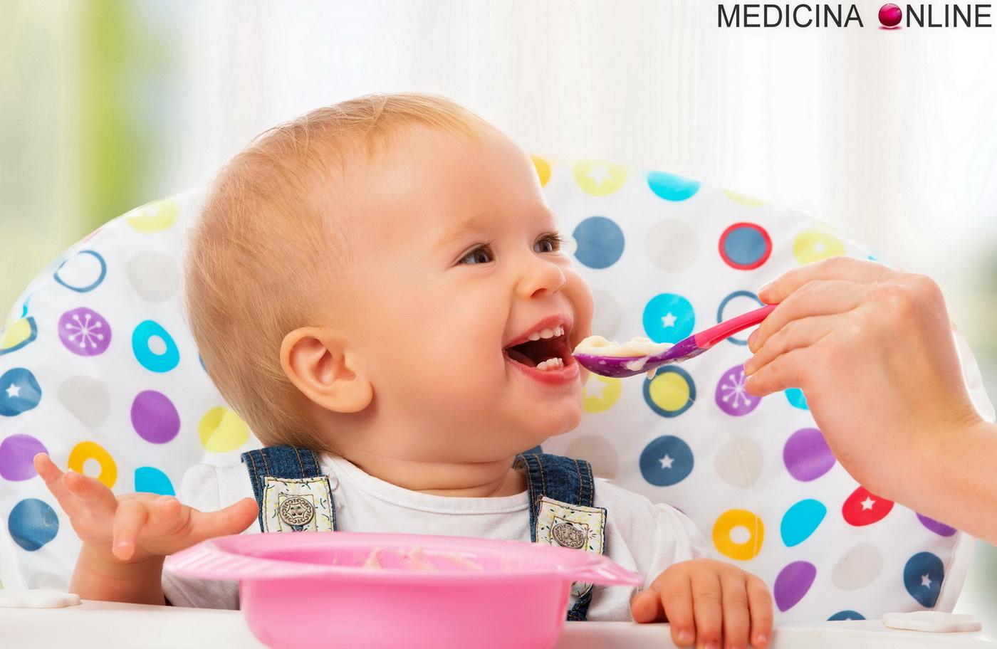 perdere peso dopo il bambino in svezzamento