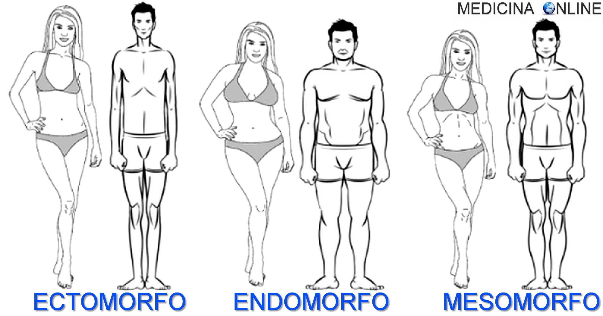 Dieta mesomorfo