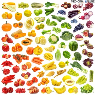MEDICINA ONLINE FRUTTA VERDURA LISTA LEGUMI DIFFERENZE CALORIE CUCINA QUALITA PROPRIETA NUTRIZIONALI ACQUA VEGETALI FRUITS VEGETABLES BY COLOR COLORI ARCOBALENO MOSAICO WALLPAPER.jpg