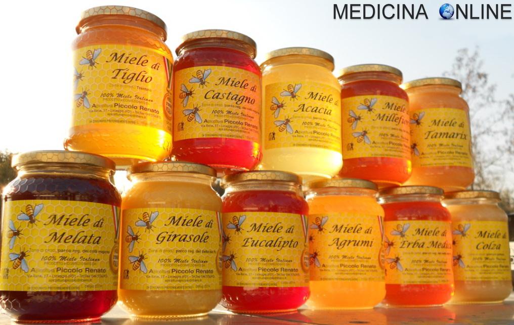 il miele per l erezione