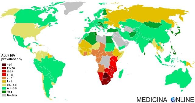 MEDICINA ONLINE HIV AIDS DIFFUSIONE SINTOMI MONDO EUROPA STATI PREVALENZA INCIDENZA SENSIBILITA SPECIFICITA TEST DIAGNOSTICO EPIDEMIOLOGIA PREVENZIONE.jpg