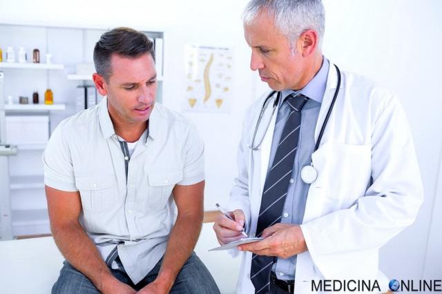 MEDICINA ONLINE MEDICO PAZIENTE ANAMNESI VISITA ESAME OBIETTIVO IDIOPATICO SINTOMI DOLORE STUDIO OSPEDALE AMBULATORIO CONSIGLIO AIUTO DOTTORE INFERMIERE PRESCRIZIONE FARMACO DIAGNOSI