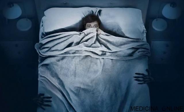 MEDICINA ONLINE TERRORE NOTTURNO ADULTI BAMBINI CAUSE PSICOLOGICHE EPILESSIA CURE SINTIMI NIGHTMARE PAVOR NOCTURNUS LETTO DORMIRE INCUBO SOGNO SCARY DREAM TERROR NOTTE BUIO PAURA MORTE A