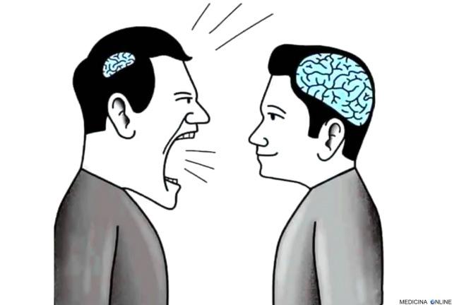 MEDICINA ONLINE PERSONA CHE URLA COL CERVELLO PICCOLO Charles Darwin, effetto Dunning-Kruger e sindrome dell'impostore