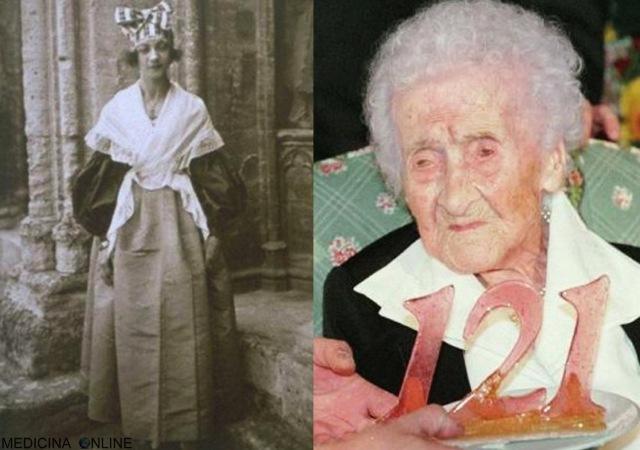 MEDICINA ONLINE 122 anni Jeanne Louise Calment ESSERE UMANO DONNA STORIA ANZIANO ETA RECORD GUINNES PRIMATO DECESSO MORTE.jpg