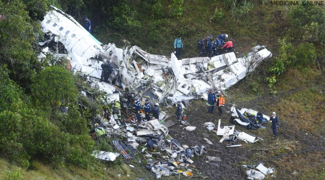 MEDICINA ONLINE AEREO MEDICINA LEGALE MORTE DISASTRO AEREO INCIDENTE PEZZI AEROPLANO COLOMBIA PLANE CRASH FLIGHT 2833