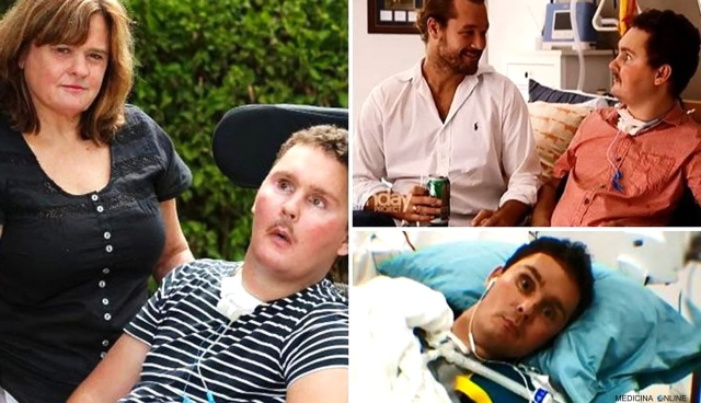 MEDICINA ONLINE Sam Ballard 29 Australian Mangia una lumaca viva, va in coma, rimane paralizzato e muore dopo 8 anni di sofferenze Australian Man Who Dared to Swallow a Slug Has Died After a Rare 8-Year Illness.jpg