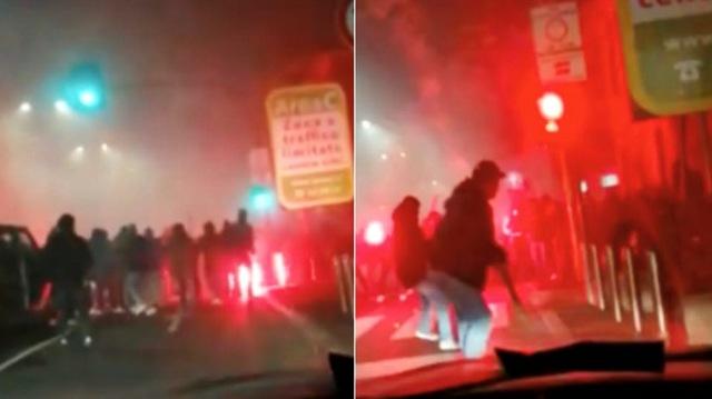 MEDICINA ONLINE Morto tifoso interista investito da minivan di napoletani durante gli scontri di Inter-Napoli via Novara stadio San Siro Milano.jpg