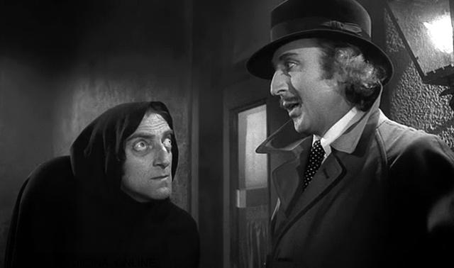 MEDICINA ONLINE non voglio metterti in imbarazzo, ma sono un chirurgo certa bravura, potrei forse aiutarti con quella gobba quale gobba film parodia Frankenstein Junior (1974) diretto da Mel Brooks Gene Wilder Marty Feldman