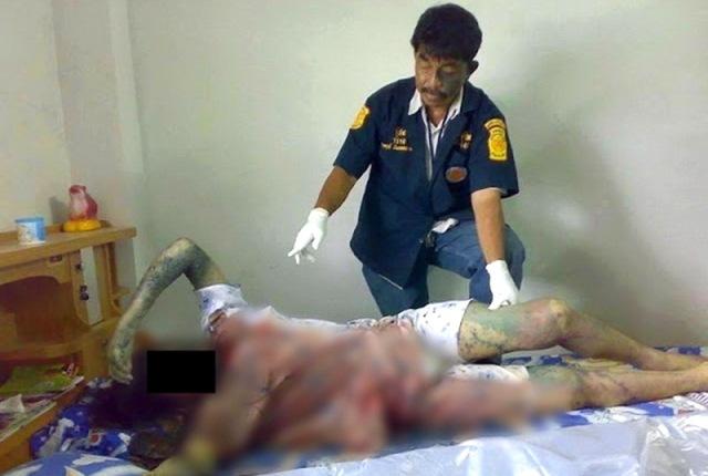 MEDICINA ONLINE Rimane uccisa da una scarica elettrica mentre ascolta musica con lo smartphone in ricarica.jpg